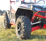 Trail Armor Can Am Maverick X DS Turbo, Can Am Maverick Max X DS Turbo, Can Am Maverick X RS Turbo, Can Am Maverick Turbo and Can Am Maverick X DS (non turbo) iMpact A-arm Guards