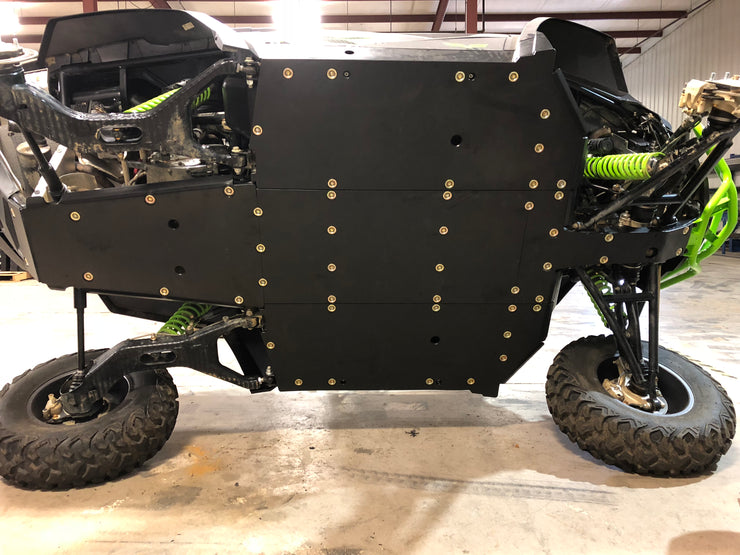 Trail Armor Textron Wildcat XX Full Skids with Slider Nerfs or Nerfs for Textron Off Road Steel Rock Sliders