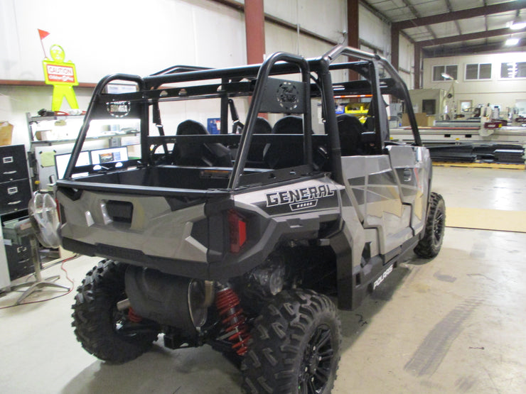 Trail Armor Polaris General 1000 And General 4 1000 Rear