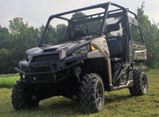 Trail Armor Polaris Polaris 500, 570 fullsize, 700, 800, 800 Crew, 900, 900 Crew, 6x6, Ranger XP 1000 (all through 2019) and 2019 Ranger XP 1000 Crew Large Rear Basket Storage Rack