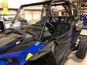 Trail Armor Polaris RZR XP 1000 Turbo S, RZR Turbo S Velocity, RZR 4 XP 1000 Turbo S and RZR 4 Turbo S Velocity CoolFlo Windshield