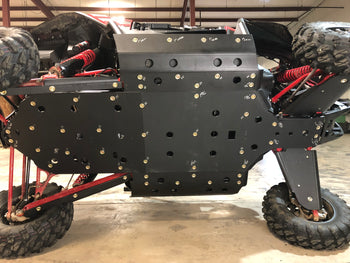 Trail Armor Honda Talon 1000 R and 1000 X Full Skids