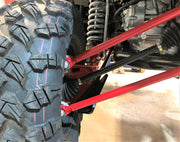 Trail Armor 2019 Honda Talon 1000 X iMpact Trailing Arm Guards set of 2