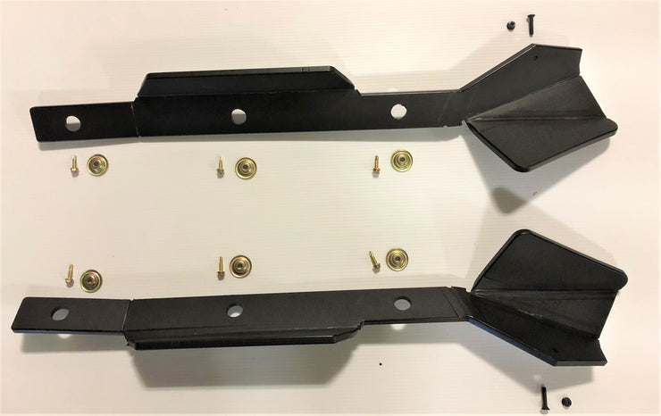 Trail Armor 2019 - 2020 Honda Talon 1000X and 2020 Honda Talon 1000X-4 iMpact Trailing Arm Guards set of 2