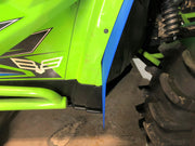 Trail Armor Textron Wildcat XX and Tracker XTR 1000 Mud Flap Fender Extensions  2018 - 2020