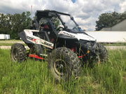 Trail Armor 2018 - 2020 Polaris RZR RS1 CoolFlo Windshield with Fast Clamps DoT Approved Rated AS4