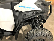 Trail Armor Can Am Maverick Sport Mud Flap Fender Extensions
