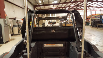 Soft Tops Roofs And Cab Enclosures Trailarmor
