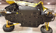 Trail Armor Yamaha YXZ 1000R Full Skids with Integrated Sliders