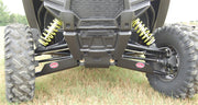 Trail Armor Polaris RZR S 900, RZR 4 900 EPS, RZR S 900 EPS and 2016 RZR S 1000 iMpact A-Arm Guards Front and Rear UHMW