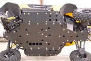 Trail Armor Can Am Maverick, Maverick DPS, Maverick X RS, Maverick X MR, Maverick X XC and Maverick XC Full Skids with Integrated Slider Nerfs