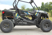 Trail Armor Polaris 2015 - 2017 RZR S 900, RZR S 900 EPS, RZR 900, RZR 900 EPS TRAIL, RZR 900 XC and 2016-2017 RZR S 1000 Full Skids with Slider Nerfs or Trimmed for Polaris Kick Out Steel Rock Sliders