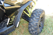 Trail Armor Can Am Maverick Max X DS 1000R Turbo, Can Am Maverick Max X RS 1000R Turbo, Can Am Maverick Max Turbo Full Skids with Integrated Slider Nerfs