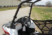 Trail Armor Polaris Sportsman Ace CoolFlo Windshield with Fast Clamps DoT Approved Rated AS4