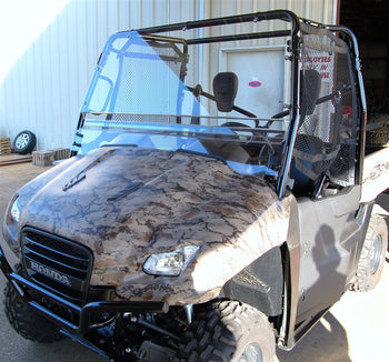 Trail Armor Honda Big Red CoolFlo Windshield