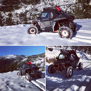 Trail Armor 2014 - 2019 RZR XP 1000, RZR4 XP 1000, RZR XP Turbo and RZR4 XP Turbo Fast Back WITH Whip Cut Outs