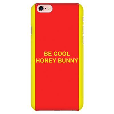 Be Cool Honey Bunny 7/7s/8 Phone Cases - IZIIA