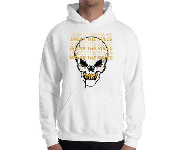 Unisex Break The Rules Hoodie  - IZIIA