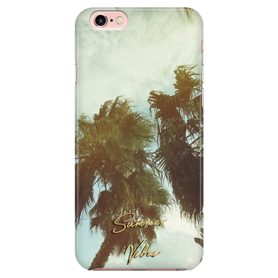 Summer Vibes iPhone 7/7s/8 Phone Cases - IZIIA