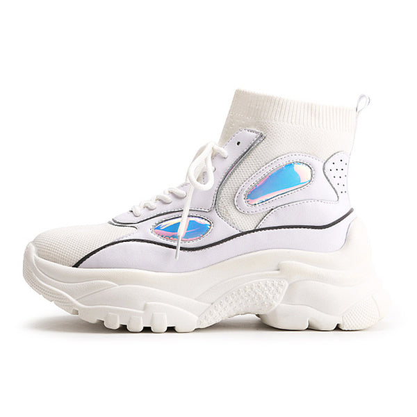Vanilla Space Sneakers FW2018 women's shoes - IZIIA