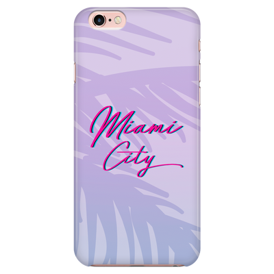 Miami City 7/7s/8 Phone Cases - IZIIA