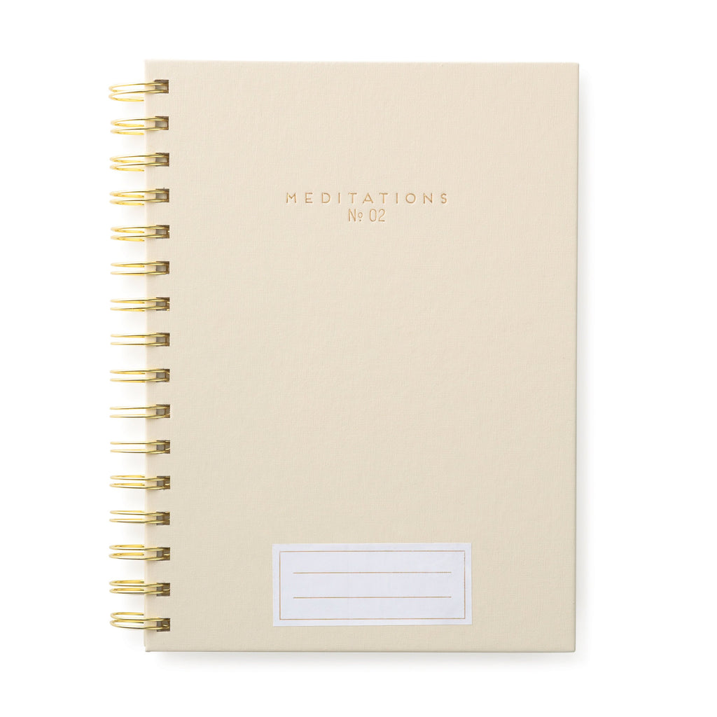 twin-wire-journal-solid-moderns-meditations-taupe