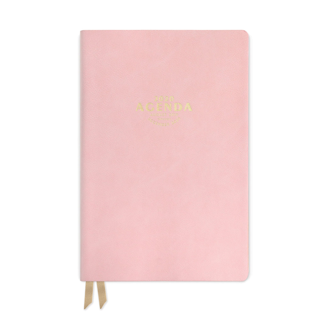 MEDIUM VEGAN LEATHER AGENDA | DECO AGENDA