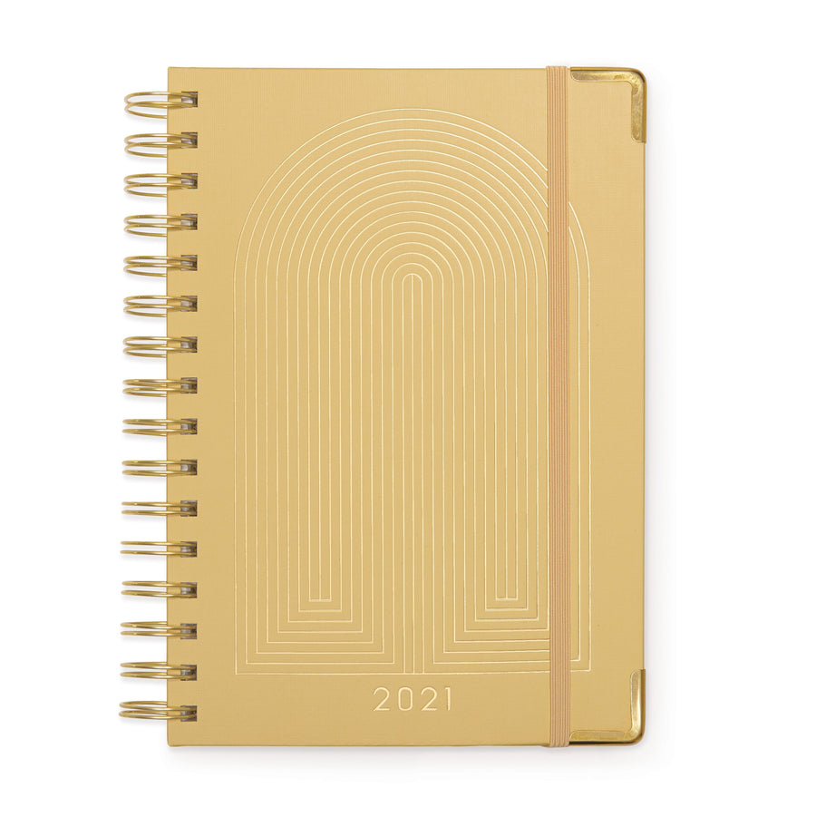 12 Month 2021 Planner | Radiant Rainbow