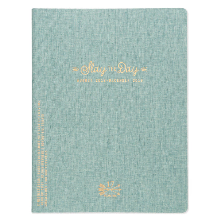 "LARGE SIMPLE PLANNER | ""SLAY THE DAY"""