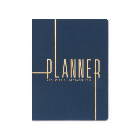 SMALL SIMPLE CLOTH PLANNER | PLANNER TYPE