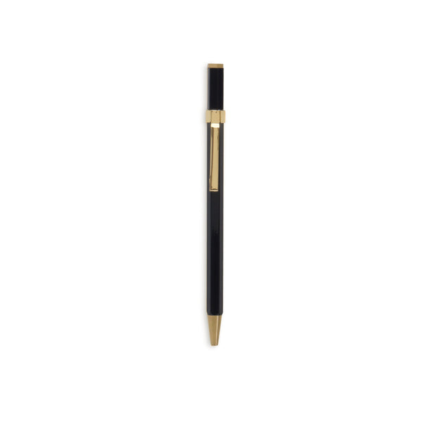 BOXED TWIST PEN | BLACK