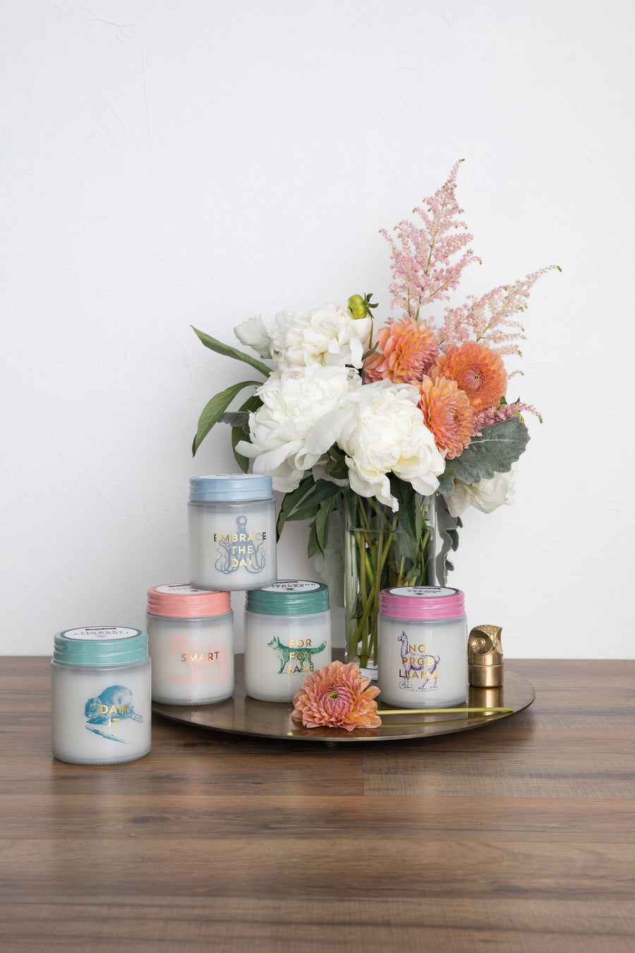 VINTAGE SASS CANDLE | DAM IT