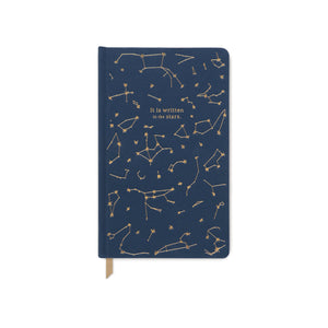 "CLOTH JOURNAL | NAVY CONSTELLATIONS ""IT IS WRITTEN IN THE STARS"""