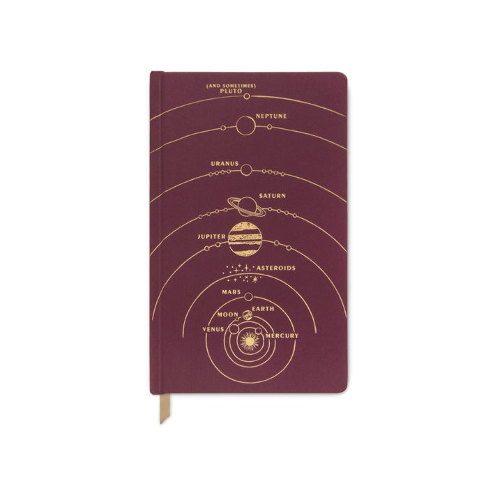 CLOTH JOURNAL | SOLAR SYSTEM