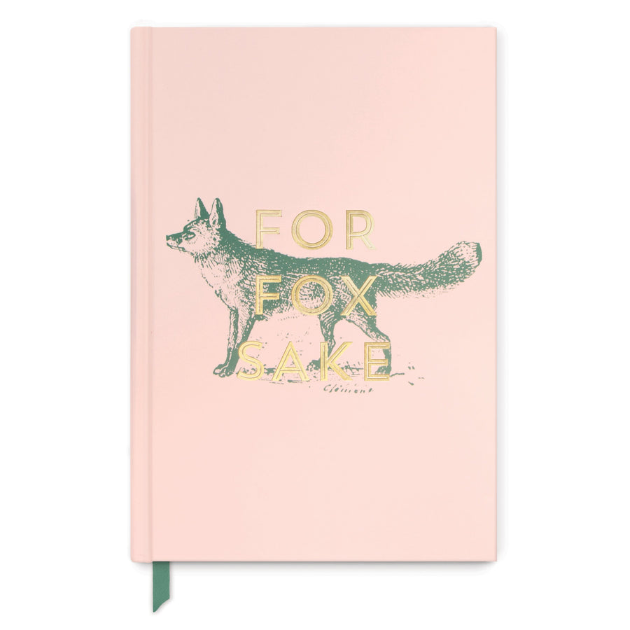 "VINTAGE SASS JOURNAL | ""FOR FOX SAKE"""
