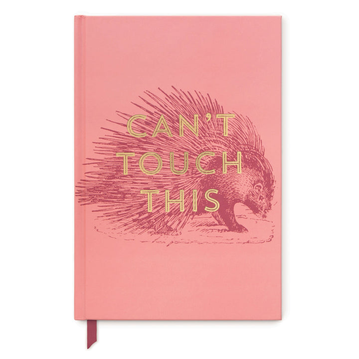 "VINTAGE SASS JOURNAL | ""CAN'T TOUCH THIS"""