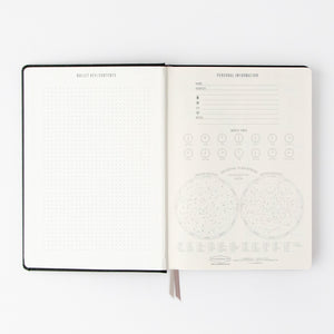 STANDARD ISSUE LARGE NOTEBOOK NO. 80 | BLACK
