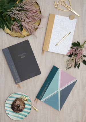 "PROJECT PLANNER | PEARL FLORAL ""PLANS"""