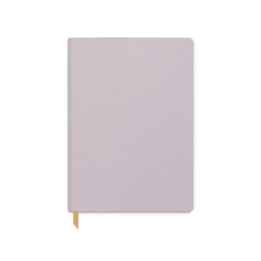 VEGAN LEATHER JOURNAL | DUSTY LILAC