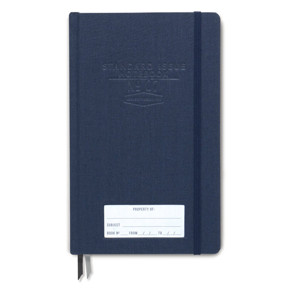 STANDARD ISSUE NOTEBOOK NO.07 | BLUE