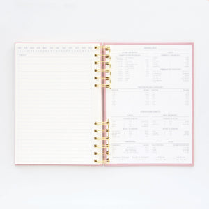STANDARD ISSUE NOTEBOOK No.12 | DUSTY PINK