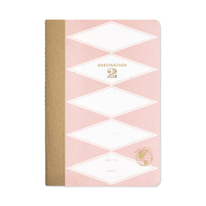 TRAVEL NOTEBOOK SET | WANDERLUST