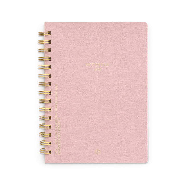 TEXTURED PAPER TWIN WIRE | MEDIUM PINK CHIFFON