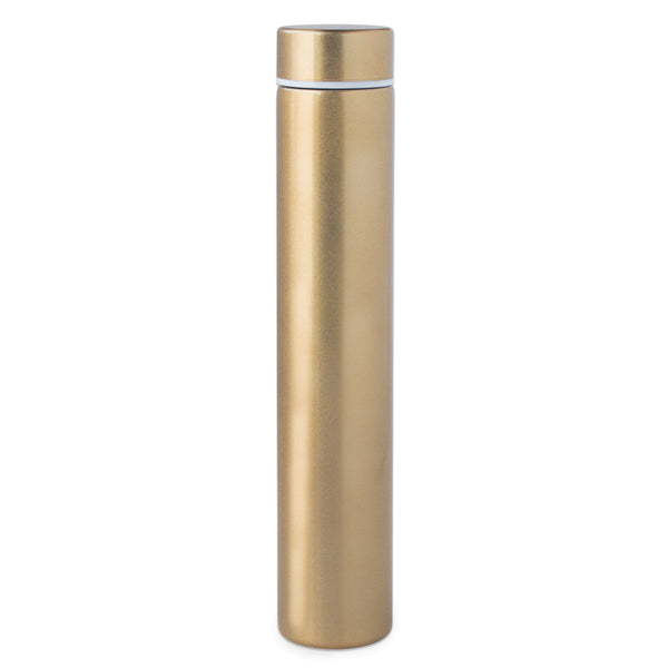 SLIM FLASK BOTTLE | GOLDEN NUGGET