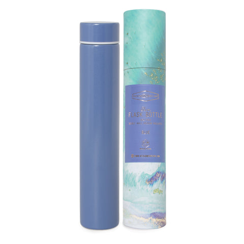 SLIM FLASK BOTTLE | BLUE