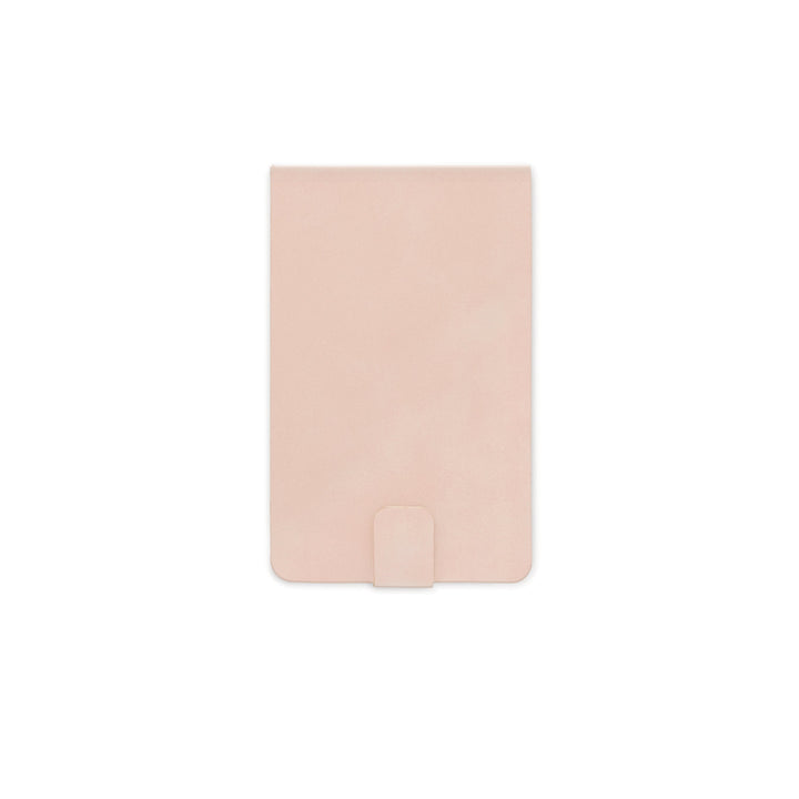 VEGAN SUEDE NOTEPAD | DUSTY BLUSH