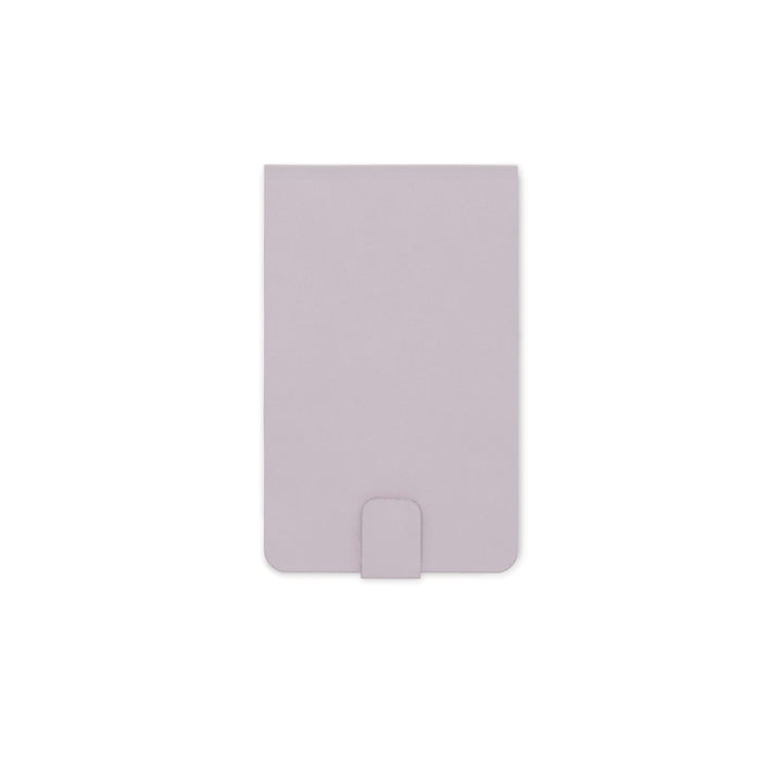 VEGAN LEATHER NOTEPAD | DUSTY LILAC