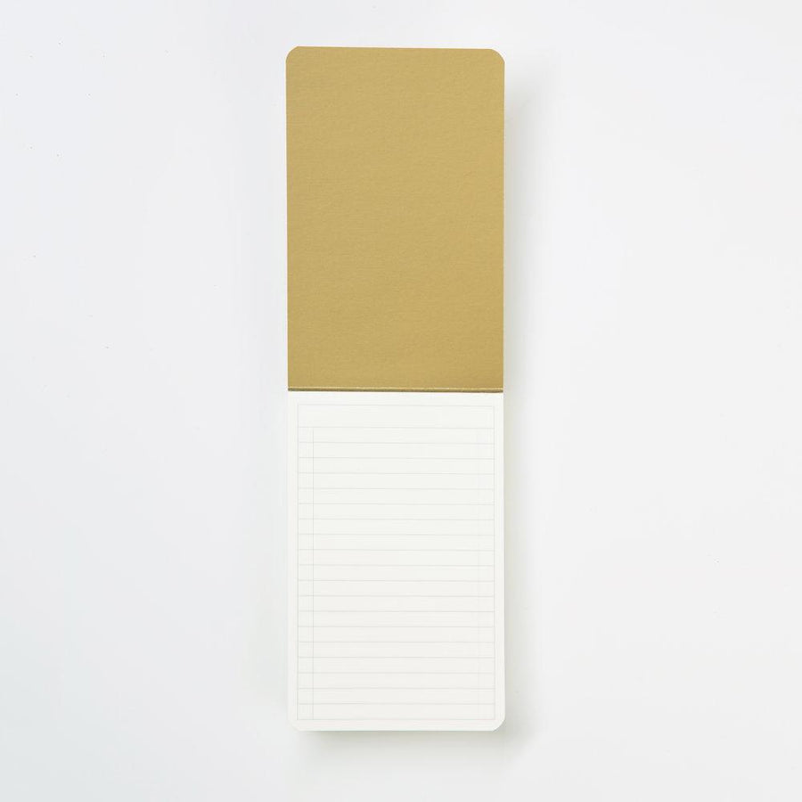 NOTE PAD | GOLD DOTS