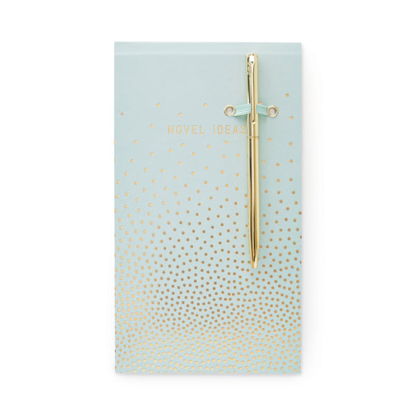 CHUNKY NOTE PAD WITH PEN |