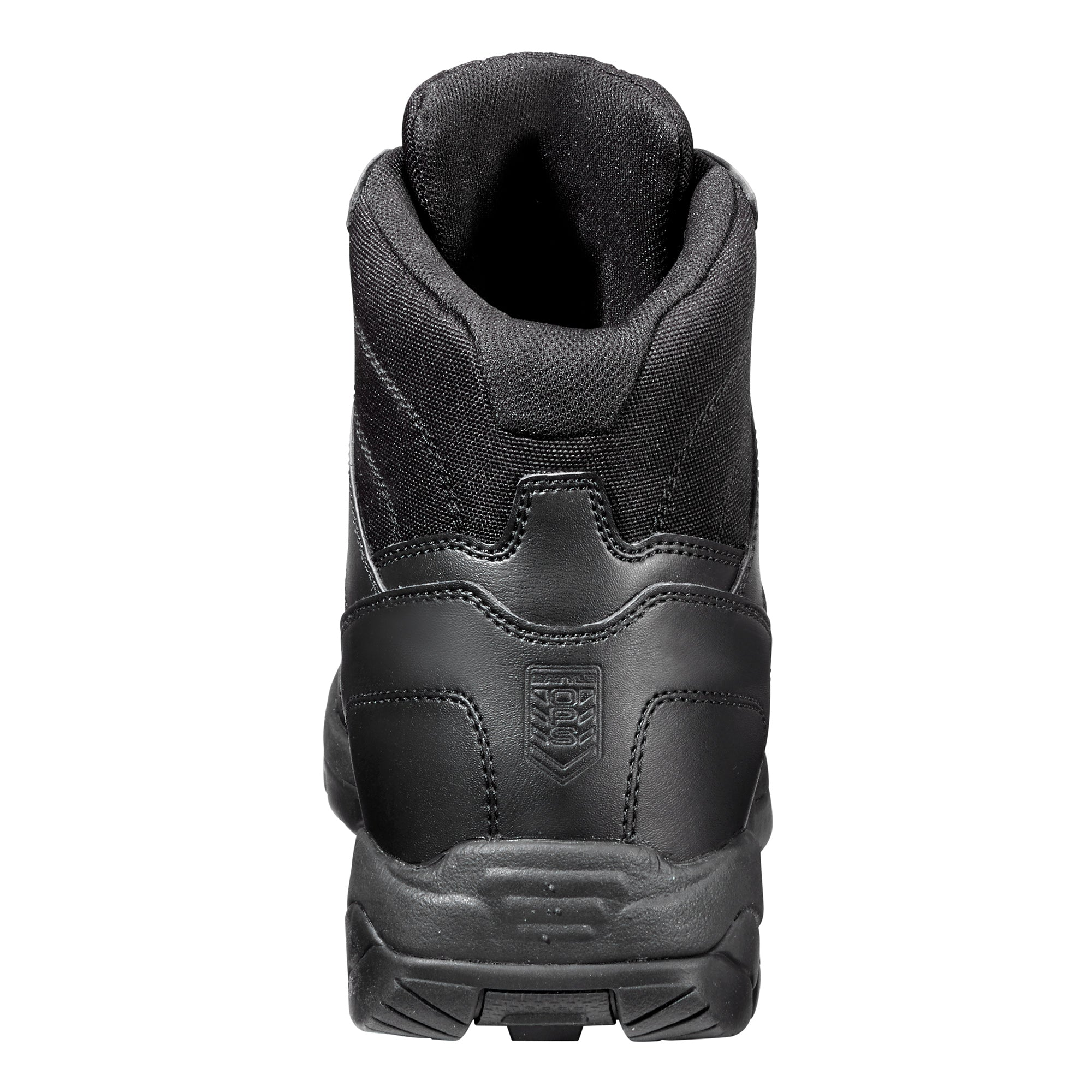 6-inch Waterproof Black Tactical Boot